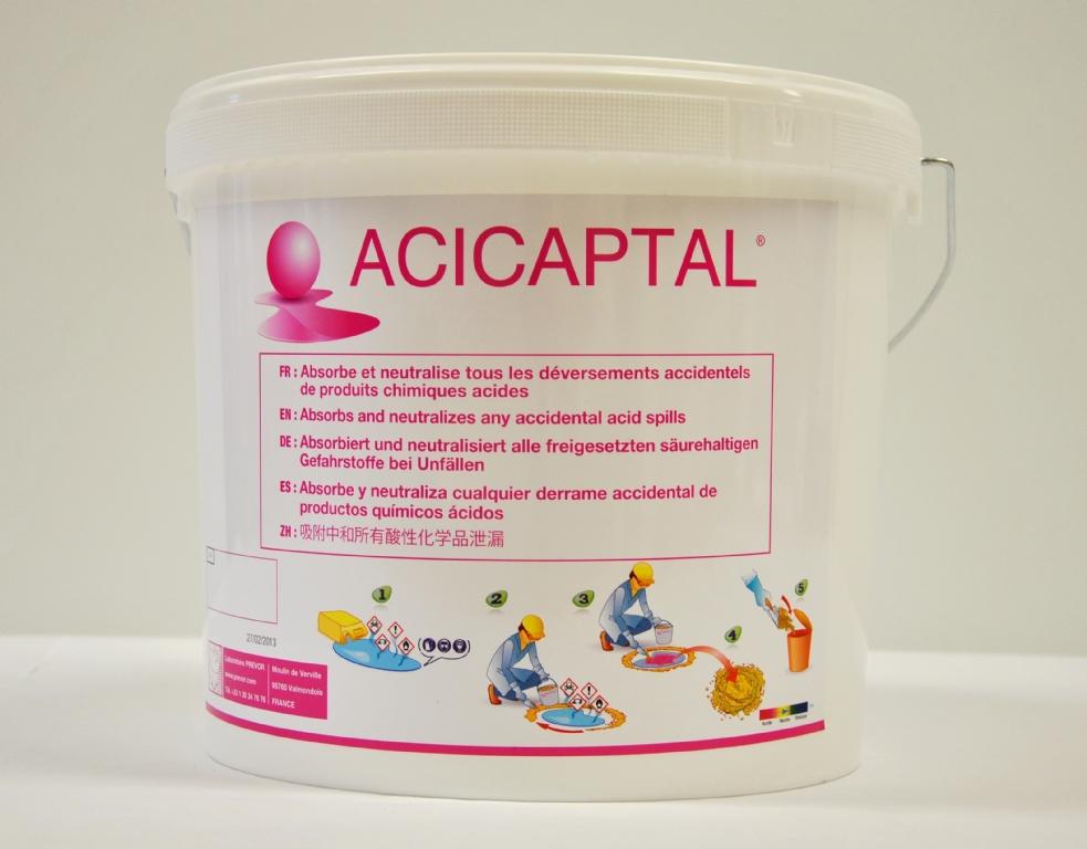 ACICAPTAL® 9kg Bucket