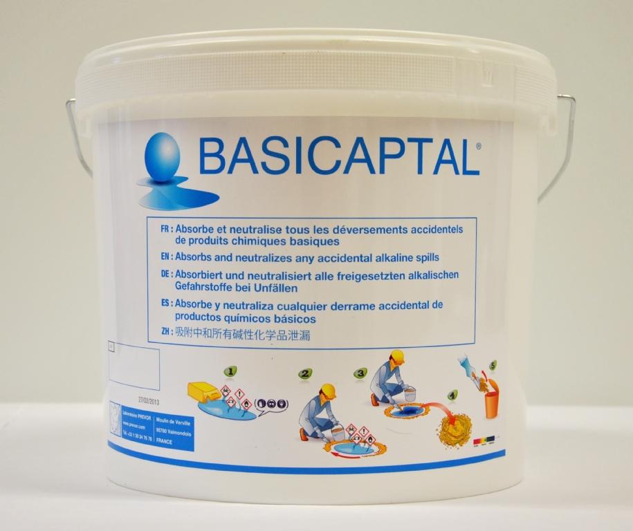 BASICAPTAL® 9kg Bucket